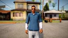 Рубашка Франклина из GTA V для GTA San Andreas