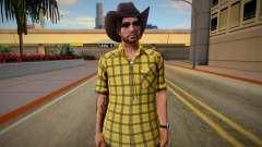 GTA Online Skin Ramdon N31 Outfit Country для GTA San Andreas