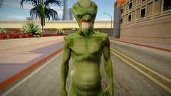 Alien (Summer DLC Skin) для GTA San Andreas