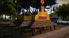 Dillimore Welcome Pump fix для GTA San Andreas