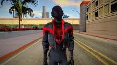 Miles Morales 2020 для GTA San Andreas