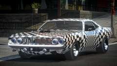 Plymouth Cuda BS-R L3 для GTA 4