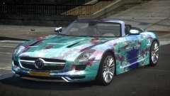 Mercedes-Benz SLS PSI-R L4 для GTA 4