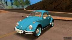Volkswagen Beetle (Fusca) 1300 1974 - Brazil