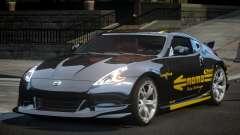 Nissan 370Z SP Racing L5 для GTA 4