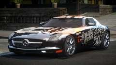 Mercedes-Benz SLS G-Style L3 для GTA 4