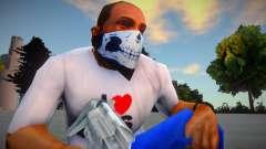 HD маска-череп для GTA San Andreas