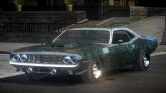 Plymouth Cuda BS-R L4 для GTA 4
