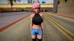 Honoka Concept Lucoa Kobayashi-San для GTA San Andreas