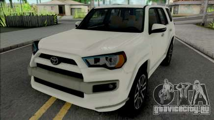 Toyota 4Runner 2021 для GTA San Andreas