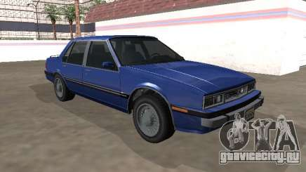 Cadillac Cimarron 1982 для GTA San Andreas