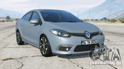 Renault Fluence 2014〡add-on для GTA 5