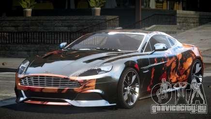 Aston Martin Vanquish E-Style L10 для GTA 4