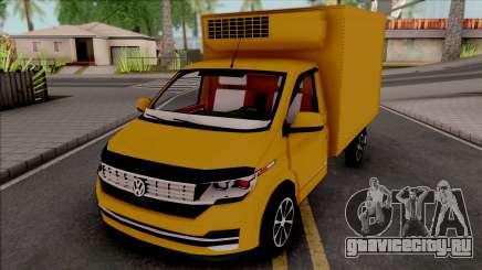 Volkswagen Transporter 6.1 2020 для GTA San Andreas