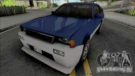 Blista Compact Small SUV для GTA San Andreas