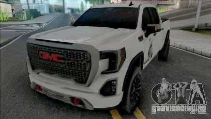 GMC Sierra 2019 CDN [ImVehFt] для GTA San Andreas