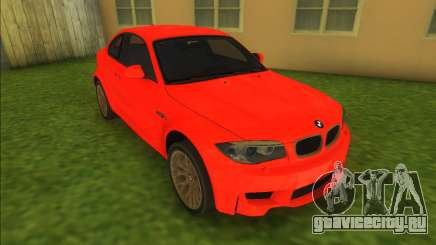 BMW 1M COUPE 2011 для GTA Vice City