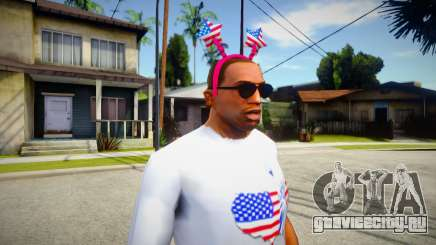 Headdress (Independence Day DLC) V1 для GTA San Andreas