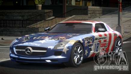Mercedes-Benz SLS G-Style L1 для GTA 4