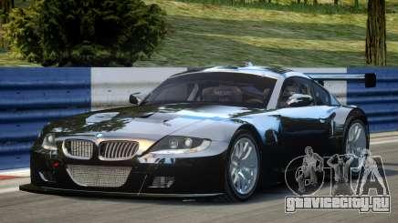 BMW Z4 GST Drift для GTA 4