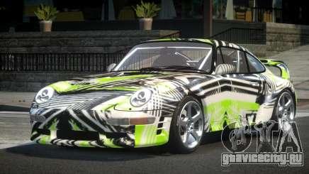 RUF CTR2 GT PJ10 для GTA 4