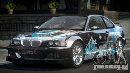 BMW M3 E46 GST-R L5 для GTA 4