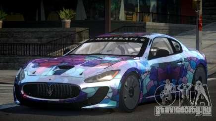 Maserati GranTurismo SP-R PJ8 для GTA 4