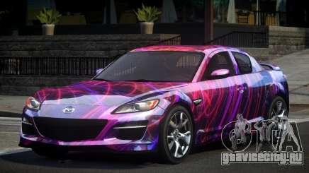 Mazda RX-8 BS U-Style L2 для GTA 4