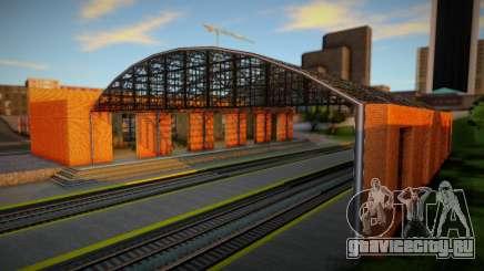 SF_Cranberry Station Fix для GTA San Andreas