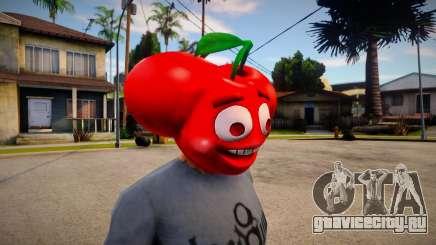 Berry Mask (DLC Diamond & Casino) для GTA San Andreas