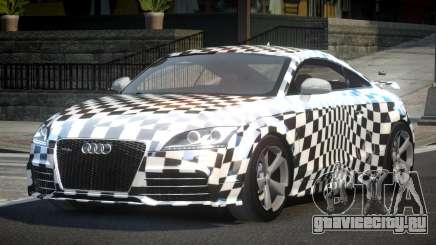 Audi TT PSI Racing L8 для GTA 4
