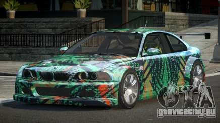 BMW M3 E46 GTR GS L9 для GTA 4