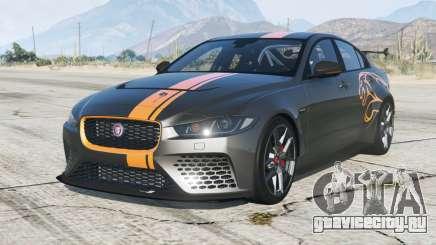 Jaguar XE SV Project 8 (X760) 2018〡add-on v2.0 для GTA 5