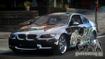 BMW M3 E92 BS-R L5 для GTA 4