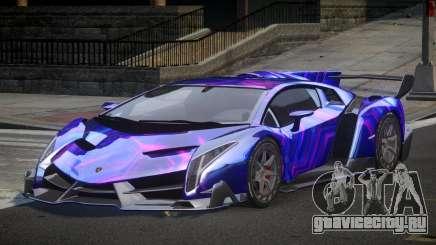 Lamborghini Veneno BS L2 для GTA 4