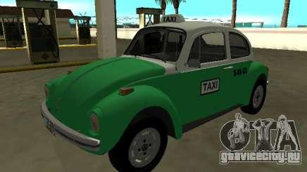 Volkswagen Beetle 1994 Taxi do México для GTA San Andreas