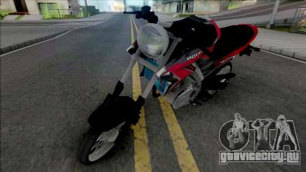Yamaha Vixion Herex для GTA San Andreas