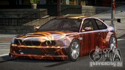 BMW M3 E46 GTR GS L8 для GTA 4