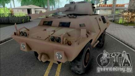 HVY LAV-510 SA Style для GTA San Andreas