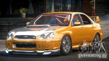 Subaru Impreza BS-T V1.0 для GTA 4