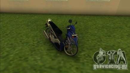Yamaha Nouvo Z для GTA Vice City