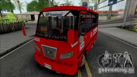 Kia Microbus для GTA San Andreas