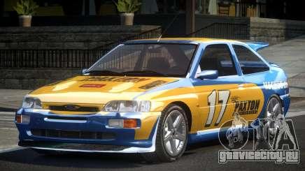 Ford Escort PSI-R L3 для GTA 4