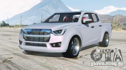 Isuzu D-Max Double Cab 2019〡add-on для GTA 5