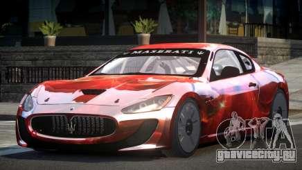 Maserati GranTurismo SP-R PJ4 для GTA 4