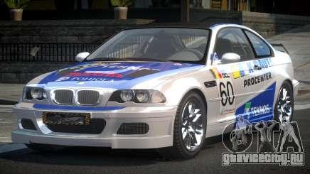 BMW M3 E46 GST-R L7 для GTA 4