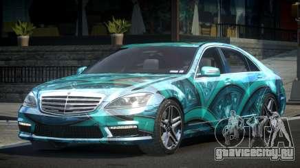 Mercedes-Benz S65 GST-R L6 для GTA 4