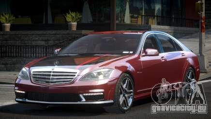 Mercedes-Benz S65 GST-R L5 для GTA 4