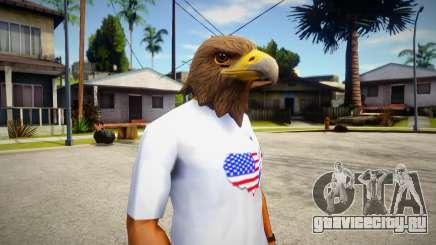 Headdress (Independence Day DLC) V2 для GTA San Andreas