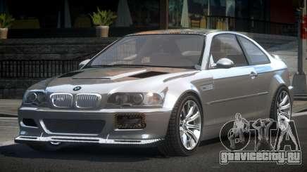 BMW M3 E46 GST-T для GTA 4